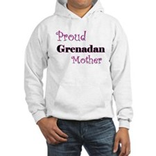 Proud Grenadan Mother Hoodie