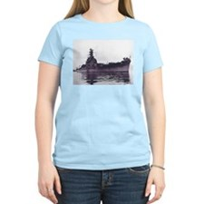 USS South Dakota Ship's Image T-Shirt