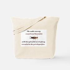 Earwig Glory Tote Bag