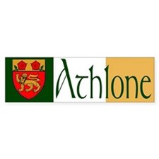 Athlone, Westmeath Bumper Bumper Sticker