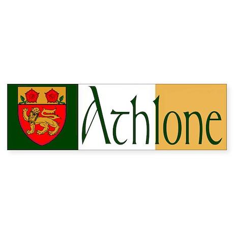Athlone, Westmeath Bumper Sticker