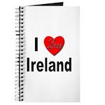 I Love Ireland for Irish Lovers Journal
