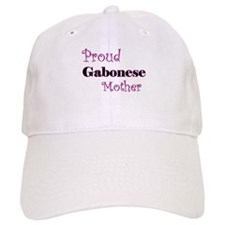 Proud Gabonese Mother Baseball Cap