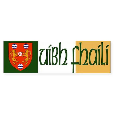 County Offaly (Gaelic) Bumper Sticker