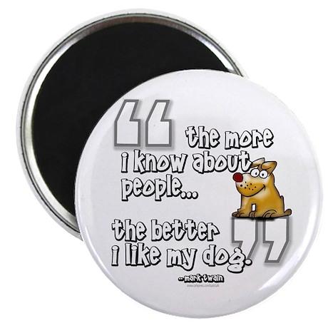 "My Dog... 2.25"" Magnet (100 pack)"