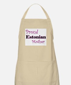 Proud Estonian Mother BBQ Apron