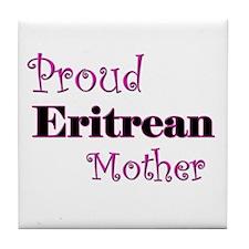Proud Eritrean Mother Tile Coaster