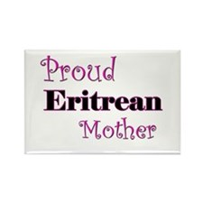Proud Eritrean Mother Rectangle Magnet