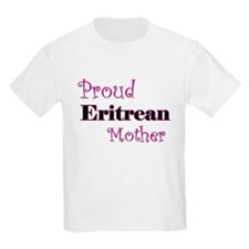 Proud Eritrean Mother T-Shirt