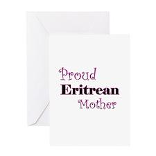 Proud Eritrean Mother Greeting Card