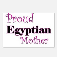 Proud Egyptian Mother Postcards (Package of 8)