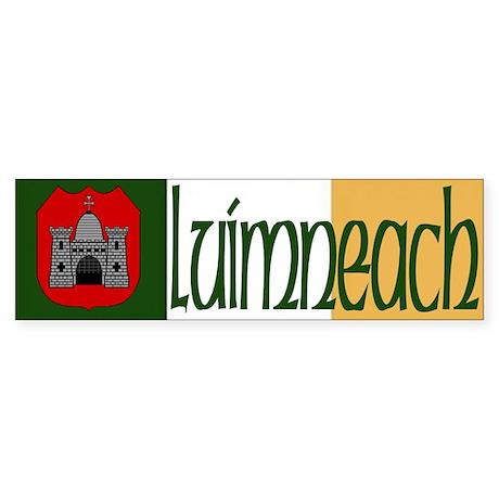 Limerick (Gaelic) Bumper Sticker