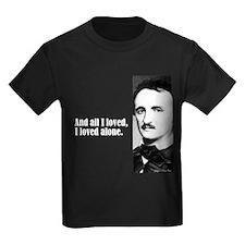 "Poe ""All I Loved"" T"