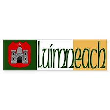 Limerick (Gaelic) Bumper Bumper Sticker