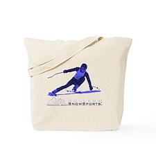 CollegeSnowSports.com Tote Bag