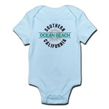 Ocean Beach California Onesie