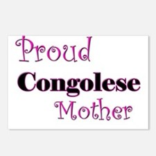 Proud Congolese Mother Postcards (Package of 8)