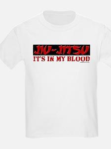 JIU-JITSU (IT'S IN MY BLOOD) T-Shirt