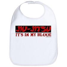 JIU-JITSU (IT'S IN MY BLOOD) Bib