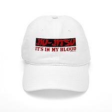 JIU-JITSU (IT'S IN MY BLOOD) Baseball Cap
