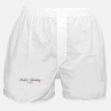 Waiting For My Own Prince Charming Boxer Shorts