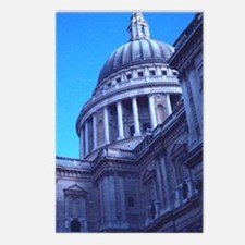 St Paul's Cathedral Postcards (Package of 8)