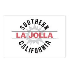 La Jolla Califronia Postcards (Package of 8)