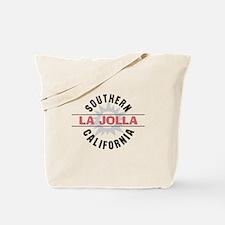 La Jolla Califronia Tote Bag