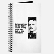 "Poe ""And My Soul"" Journal"