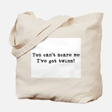 Can't Scare Tote Bag