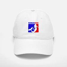 Mermaids Rock! Baseball Baseball Cap