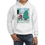 Water Me Christmas Tree Hooded Sweatshirt