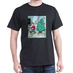 Water Me Christmas Tree Dark T-Shirt