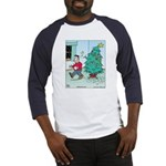 Water Me Christmas Tree Baseball Jersey