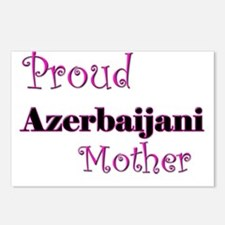 Proud Azerbaijani Mother Postcards (Package of 8)