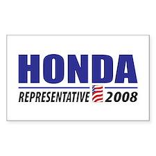 Honda 2008 Rectangle Decal