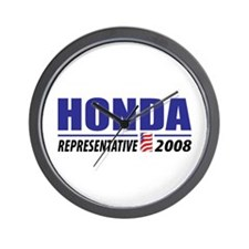 Honda 2008 Wall Clock
