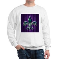 saints and sinners Sweatshirt