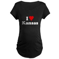 I Love Kansas T-Shirt