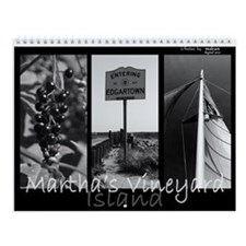Martha's Vineyard Island Wall Calendar