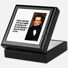 "Hawthorne ""Caresses"" Keepsake Box"
