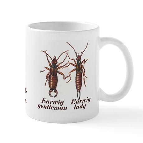 Earwig Mug