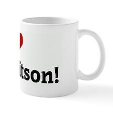 I Love Steve Kitson! Mug