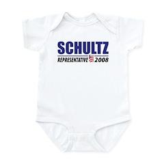 Schultz 2008 Infant Bodysuit