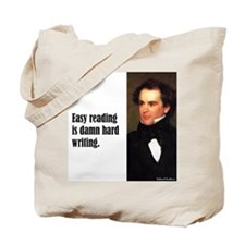 "Hawthorne ""Easy Reading"" Tote Bag"