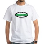Stay at Home Dad White T-Shirt
