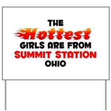 Hot Girls: Summit Stati, OH Yard Sign