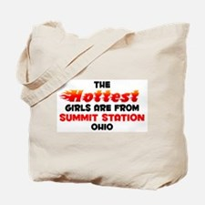 Hot Girls: Summit Stati, OH Tote Bag