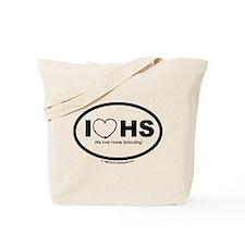 I love homeschooling Tote Bag
