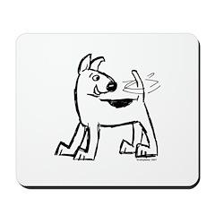 Looky Here! Mousepad